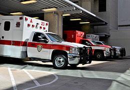 Catégorie Services d'urgence