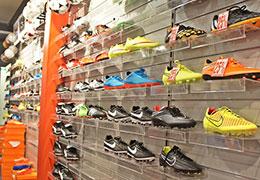 Catégorie Vêtements et équipements sportifs