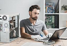 Catégorie Assistance / dépannage informatique