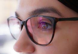 Catégorie Troubles de la vue
