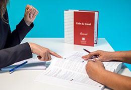 Catégorie Droit du travail